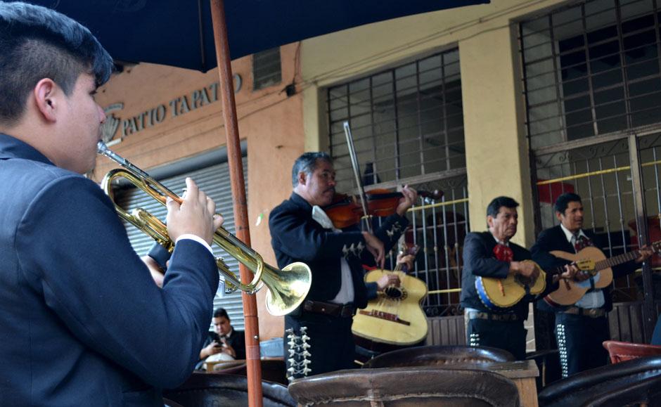 Mariachis en Guadalajara. Foto © Cristina Bauzá de Mirabó