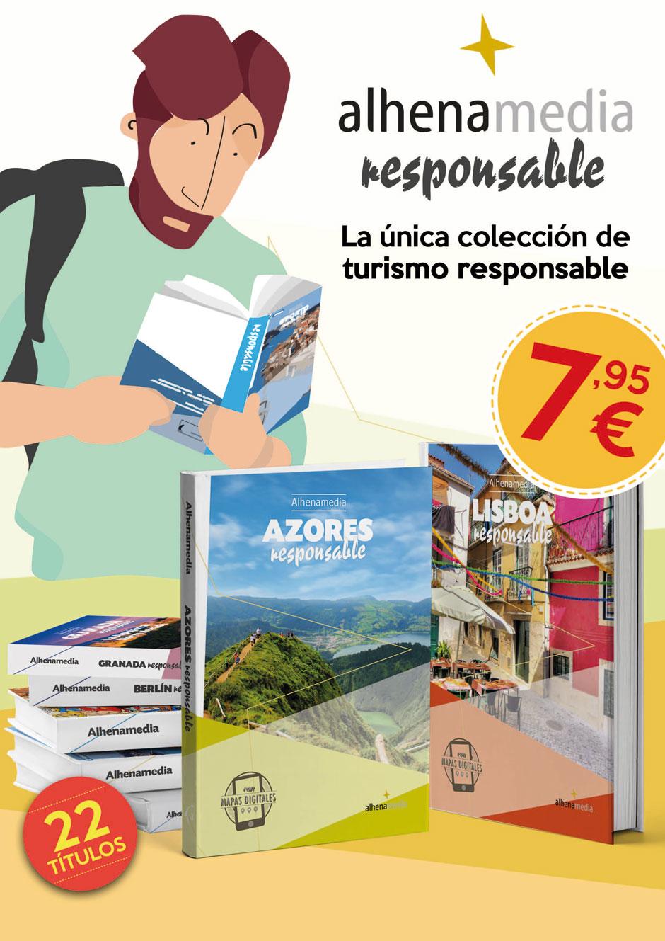 Alhenamedia Responsable: la colección de guías de viaje más accesible del mercado | Tu Gran Viaje