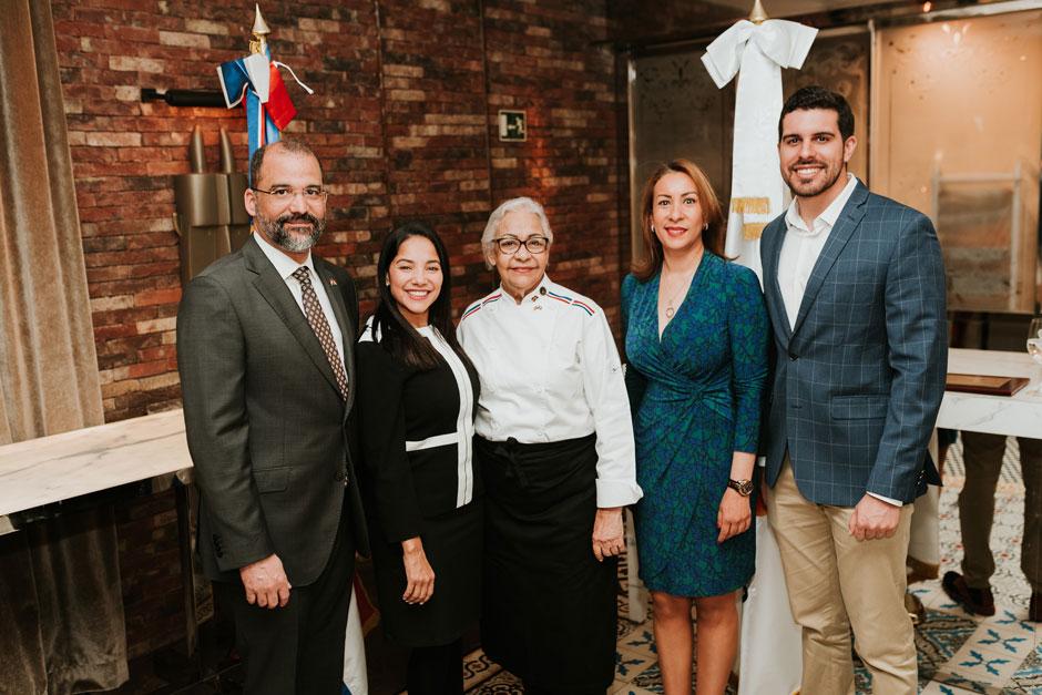 Turismo de República Dominicana promociona su gastronomía en Madrid