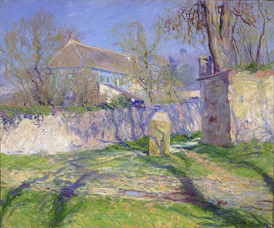 La Casa Azul. Así puedes alquilar la casa de Monet en Giverny con Homeaway | Tu Gran Viaje