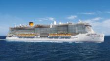 Costa Smeralda | Así es la botaduta de un crucero | Tu Gran Viaje