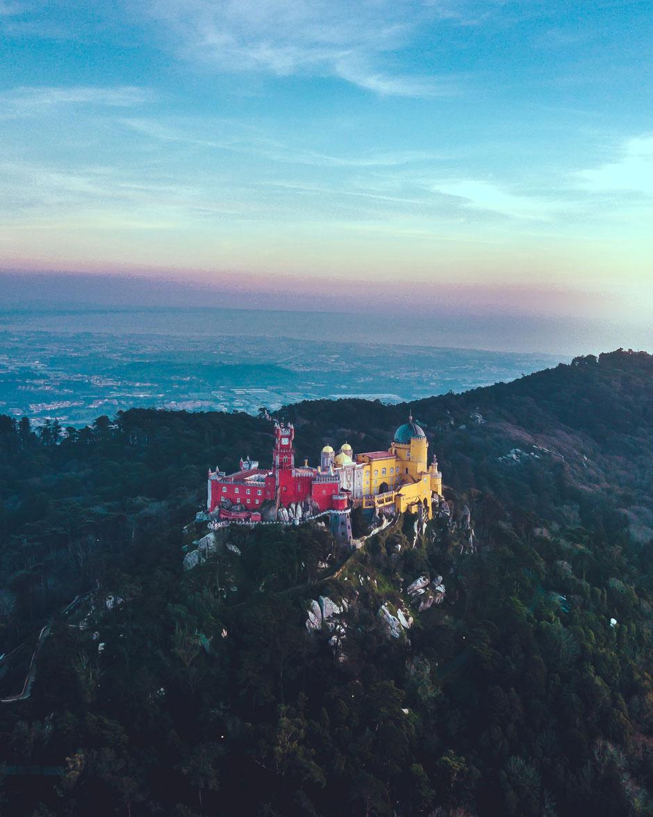 Viajar a Sintra | Tu Gran Viaje