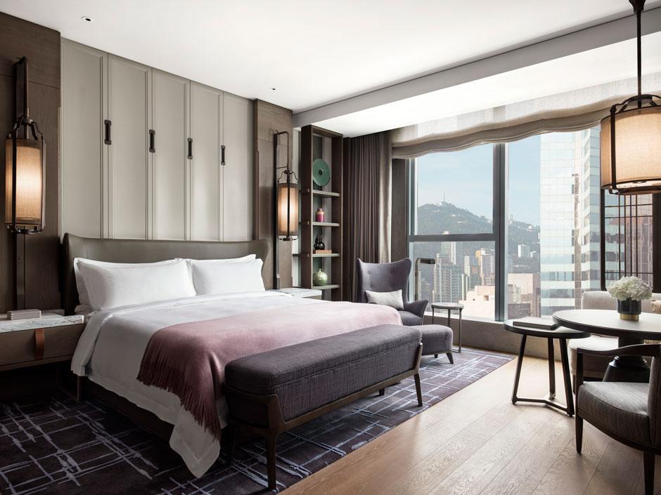La icónica marca hotelera llega a Hong Kong con el hotel St. Regis Hong Kong, un establecimiento de 129 habitaciones y suites | Tu Gran Viaje