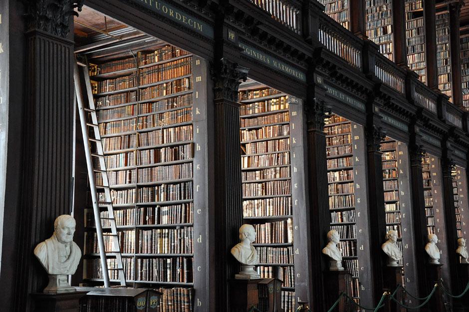 Te deseamos un muy feliz Día del Libro 2019 desde la biblioteca del Trinity College de Dublín, una maravilla neoclásica que alberga millones de libros | Tu Gran Viaje