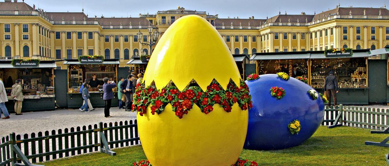 El Mercadillo de Pascua en el Palacio de Schönbrunn, Viena | Ideas para viajar en Semana Santa | Tu Gran Viaje