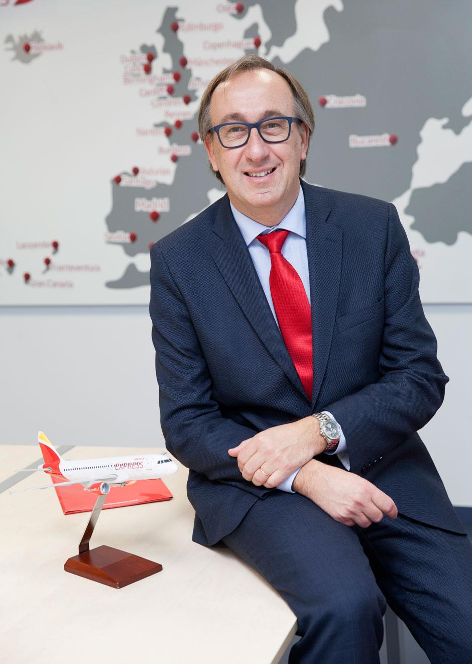 Tu Gran Viaje | Entrevista con Fernando Candela, CEO de Iberia Express