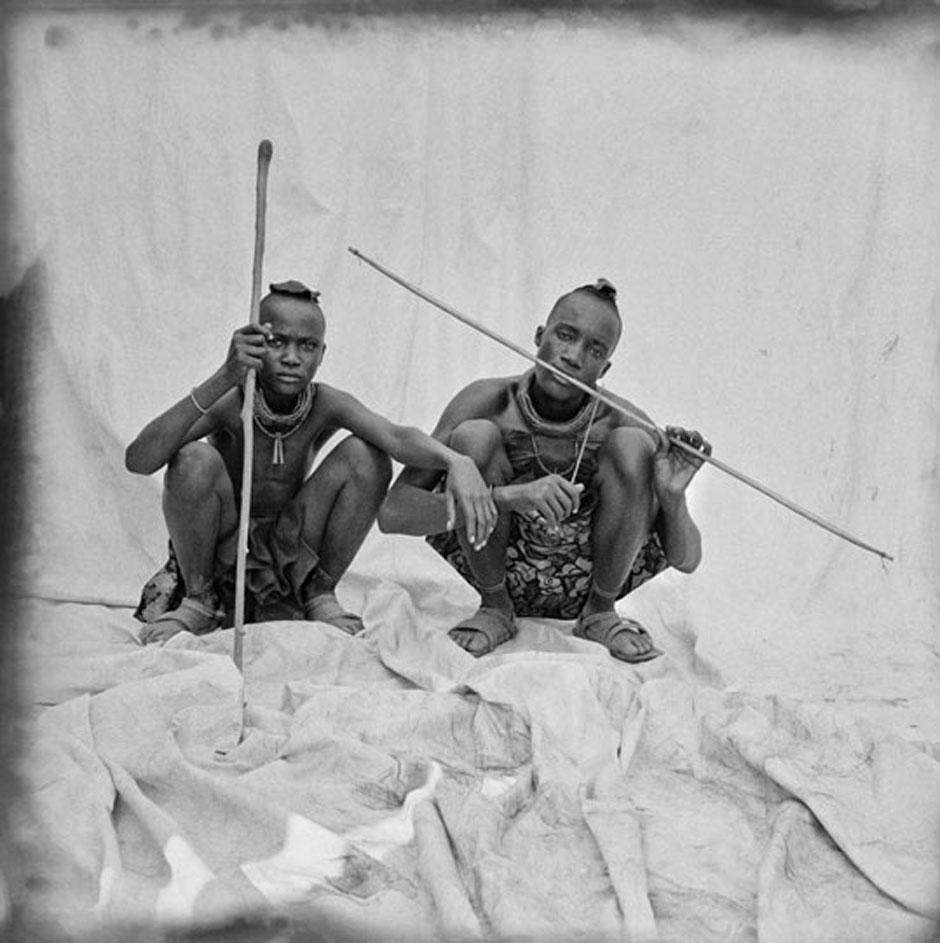 Himba, la tribu más bella de África.