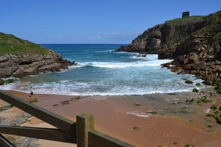 Playa de Santa Justa, Ubiarco | Viajar a Santillana del Mar | España Increíble en Tu Gran Viaje