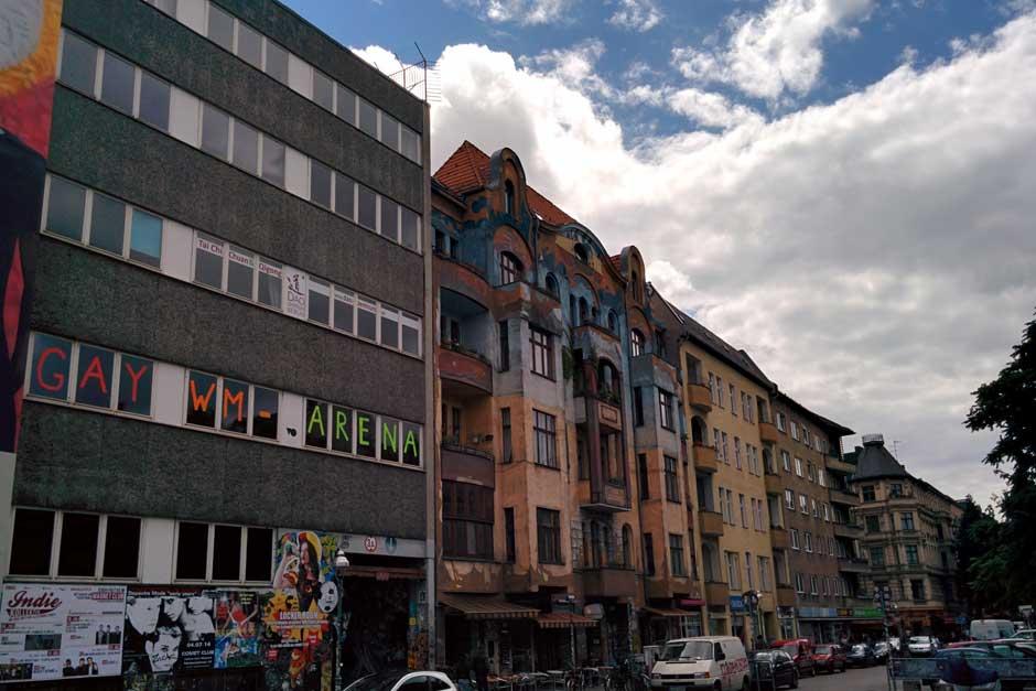 Somos Xperts: el Berlín de Wolfgang Siesing