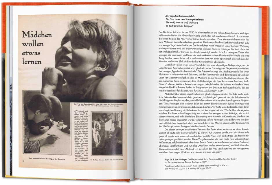 Bauhausmädels. A Tribute to Pioneering Women Artists