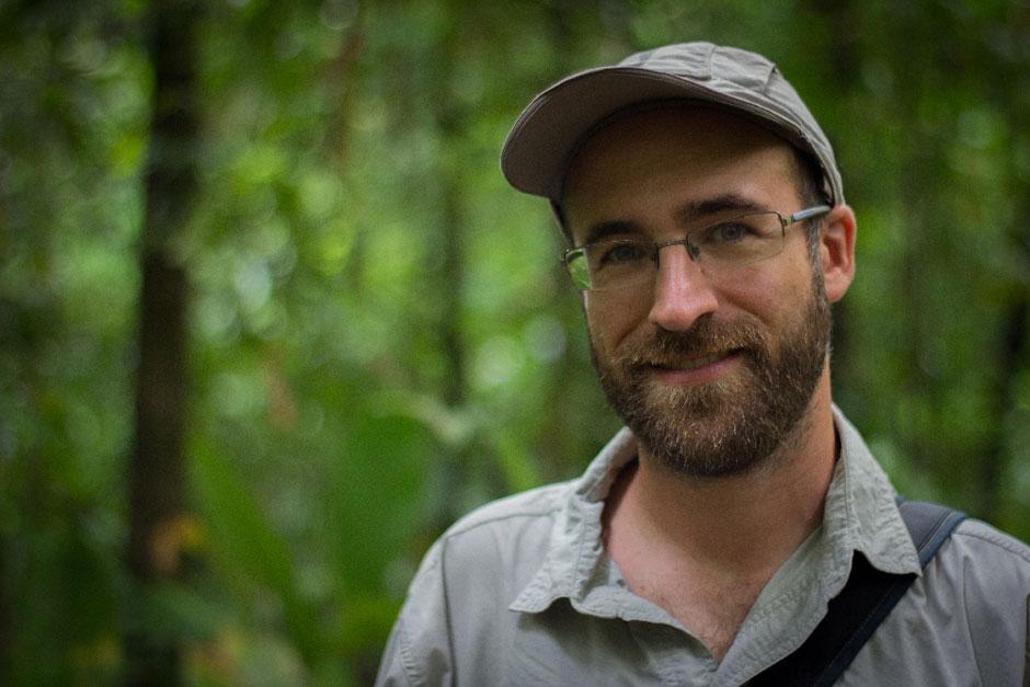 Jordi Canal-Soler en Costa Rica. Foto cortesía del autor