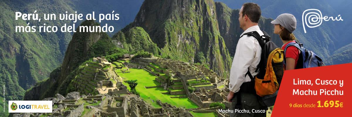 Viajar a Perú Con Logitravel | Tu Gran Viaje