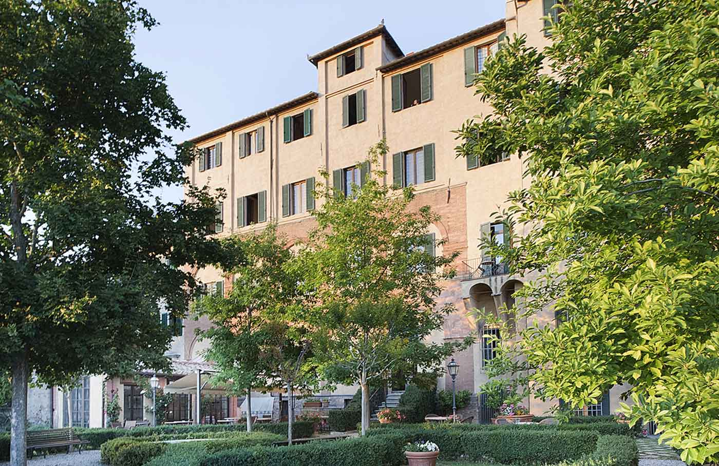 Palazzo Ravizza, Siena | Los mejores palacios de la Toscana | Tu Gran Viaje