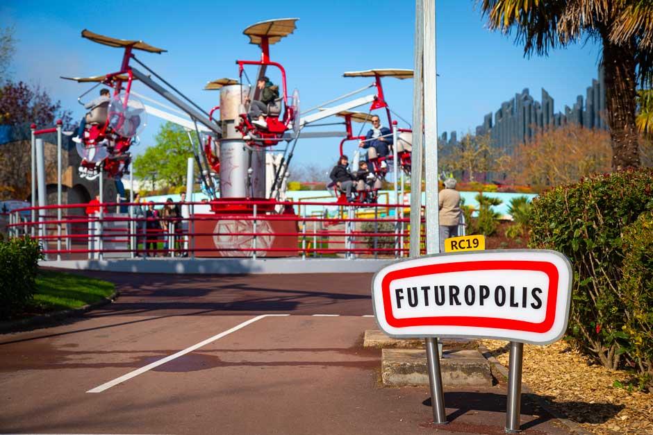 Futuropolis Futuroscope la ciudad de los niños | Tu Gran Viaje El Independiente