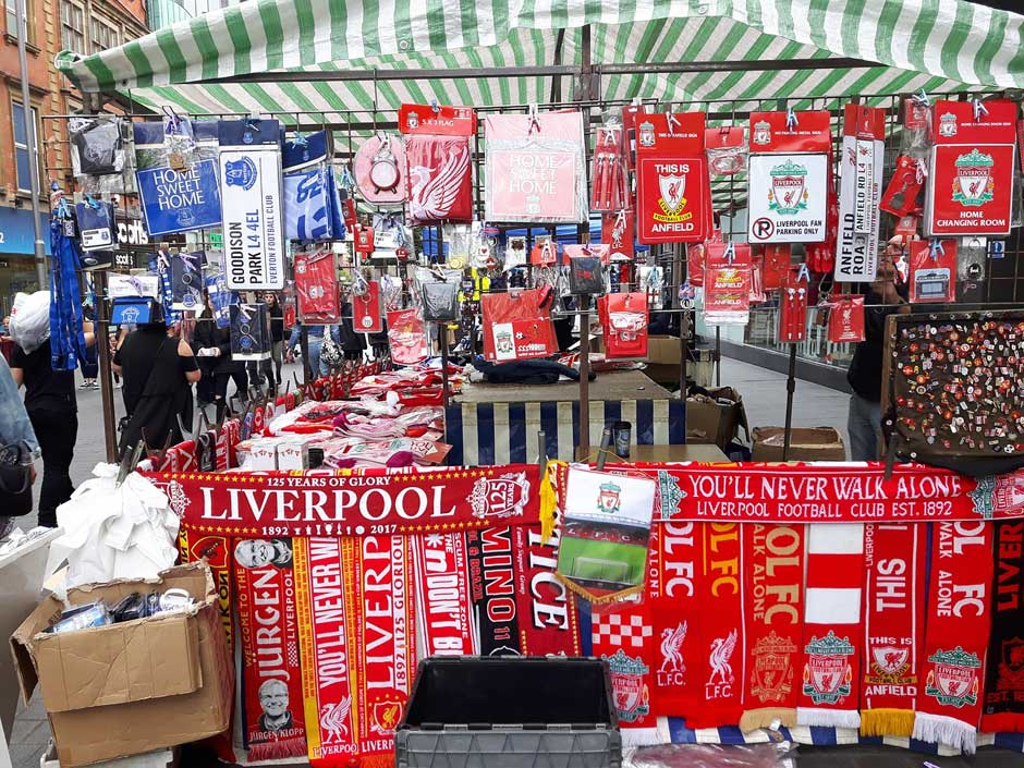 Viajar a Liverpool Visitar ANfield | Tu Gran Viaje