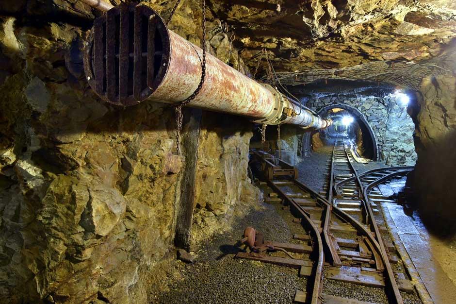 Caballos majestuosos y minas de fábula en los nuevos Lugares Patrimonio de la Humanidad de la República Checa