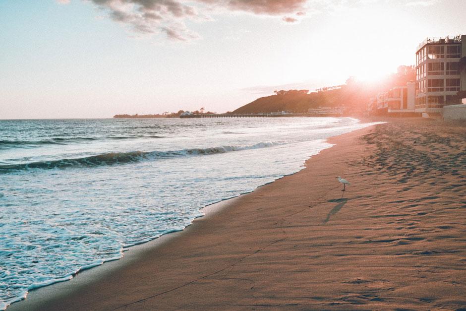 las playas de Los Ángeles Malibu Venice Beach Tu Gran Viaje