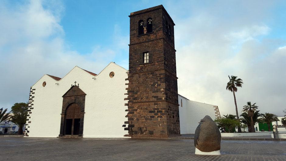 Iglesia de Nuestra Señora de La Candelaria © Tu Gran Viaje