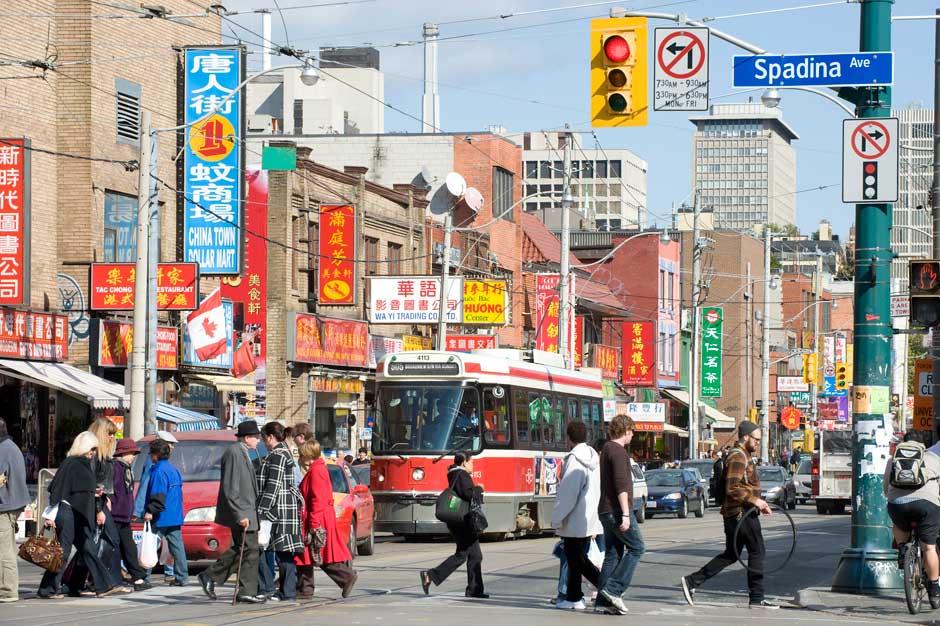 Chinatown de Toronto. Foto cortesía de Toronto City Hall | Tu Gran Viaje