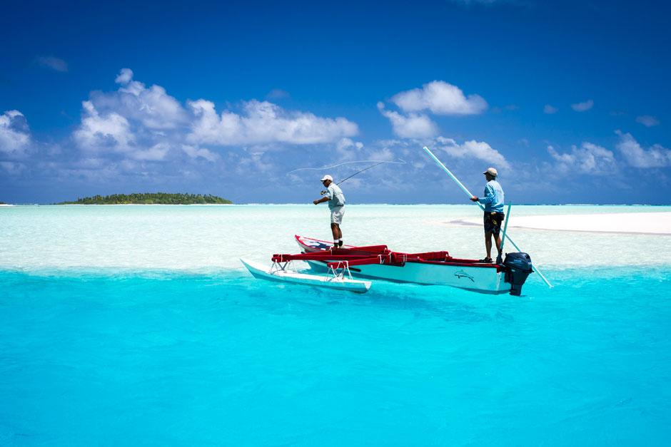 """La laguna de Aiutaki, el """"pequeño paraíso"""" de las Islas Cook"""