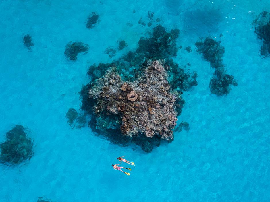 """Aiutaki, el """"pequeño paraíso"""" de las Islas Cook"""