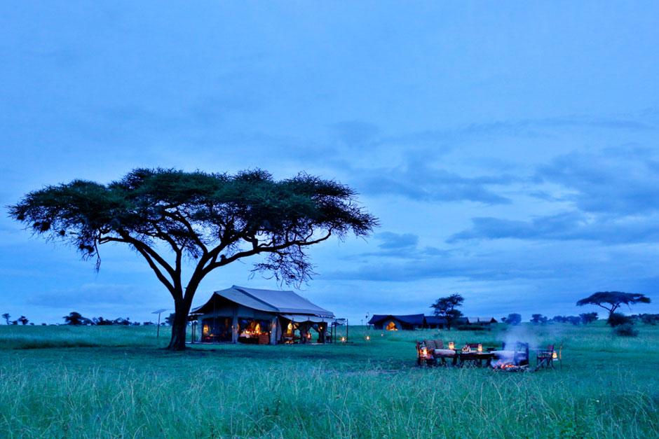 Pumzika Safari Camp. Foto cortesía Ratpanat | Planes para viajar en Agosto | Tu Gran Viaje
