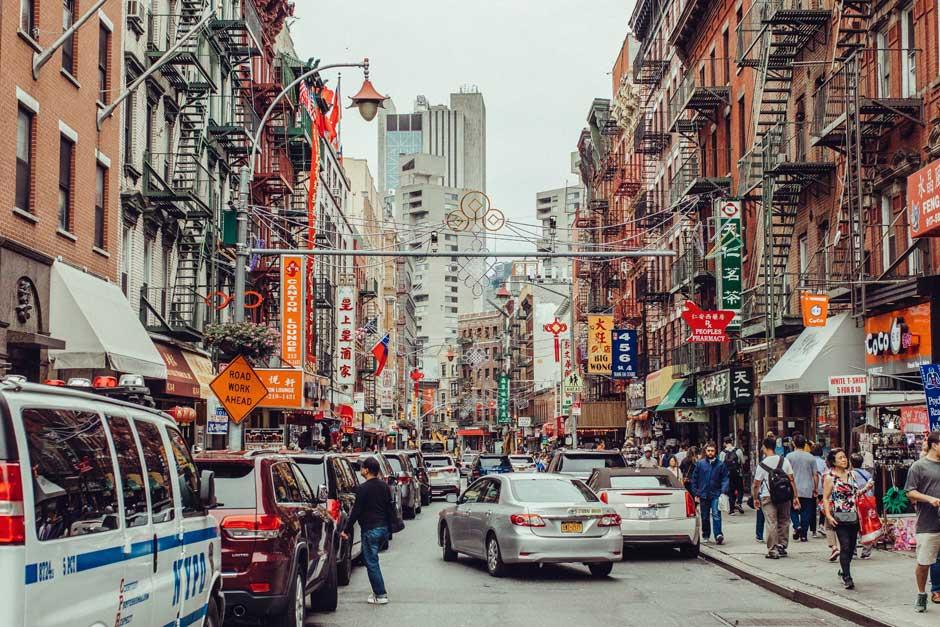 Chinatown de Nueva York. Foto de Amanda Daljborn | Tu Gran Viaje