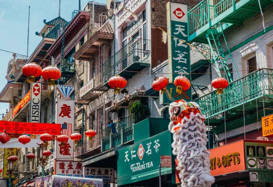 Chinatown de San Francisco. Foto de Eduardo Santos ! Tu Gran Viaje