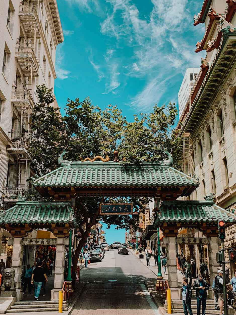 Chinatown de San Francisco. Foto de Kae Ng E | Tu Gran Viaje