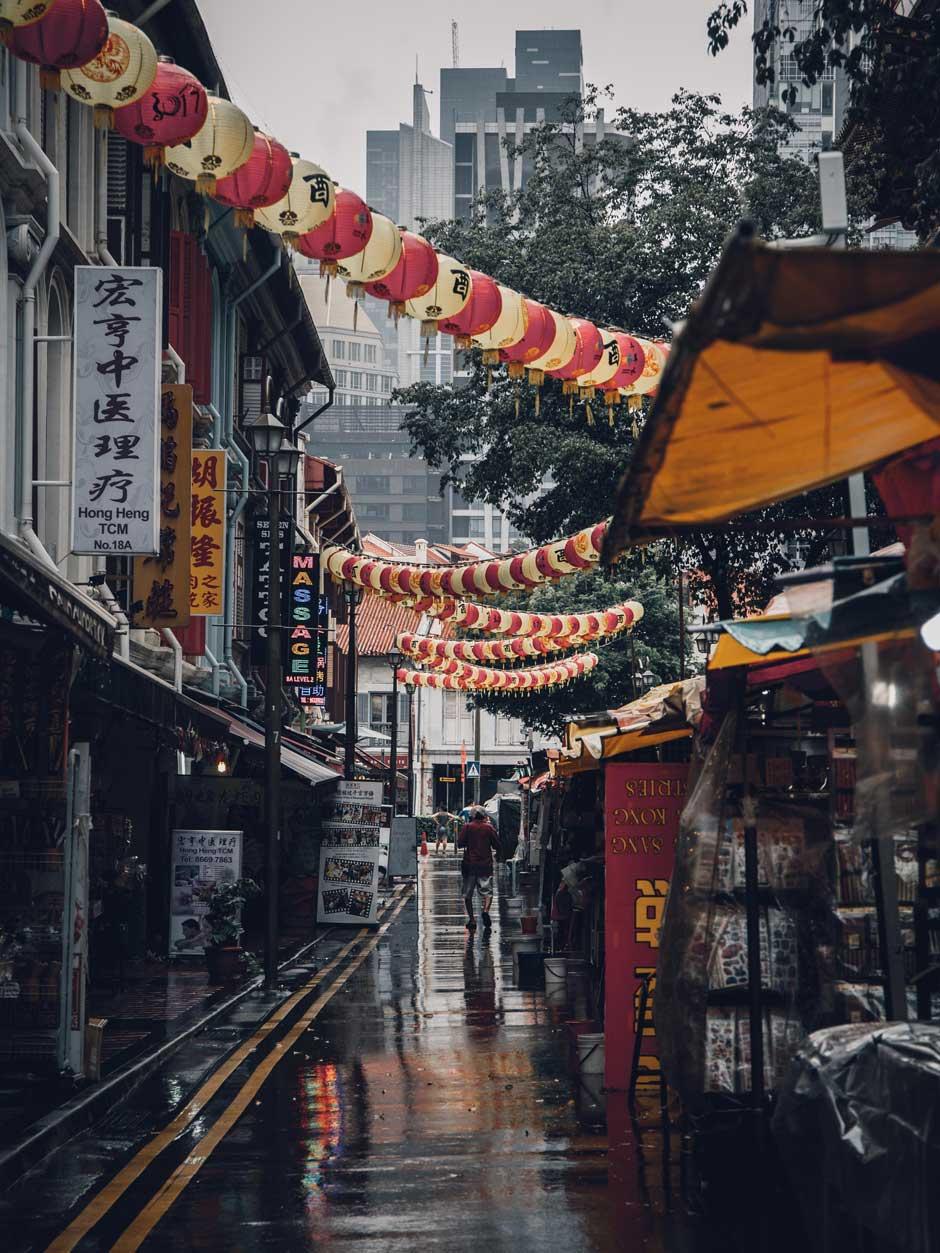 Chinatown de Singapur. Foto Lily Banse | Tu Gran Viaje