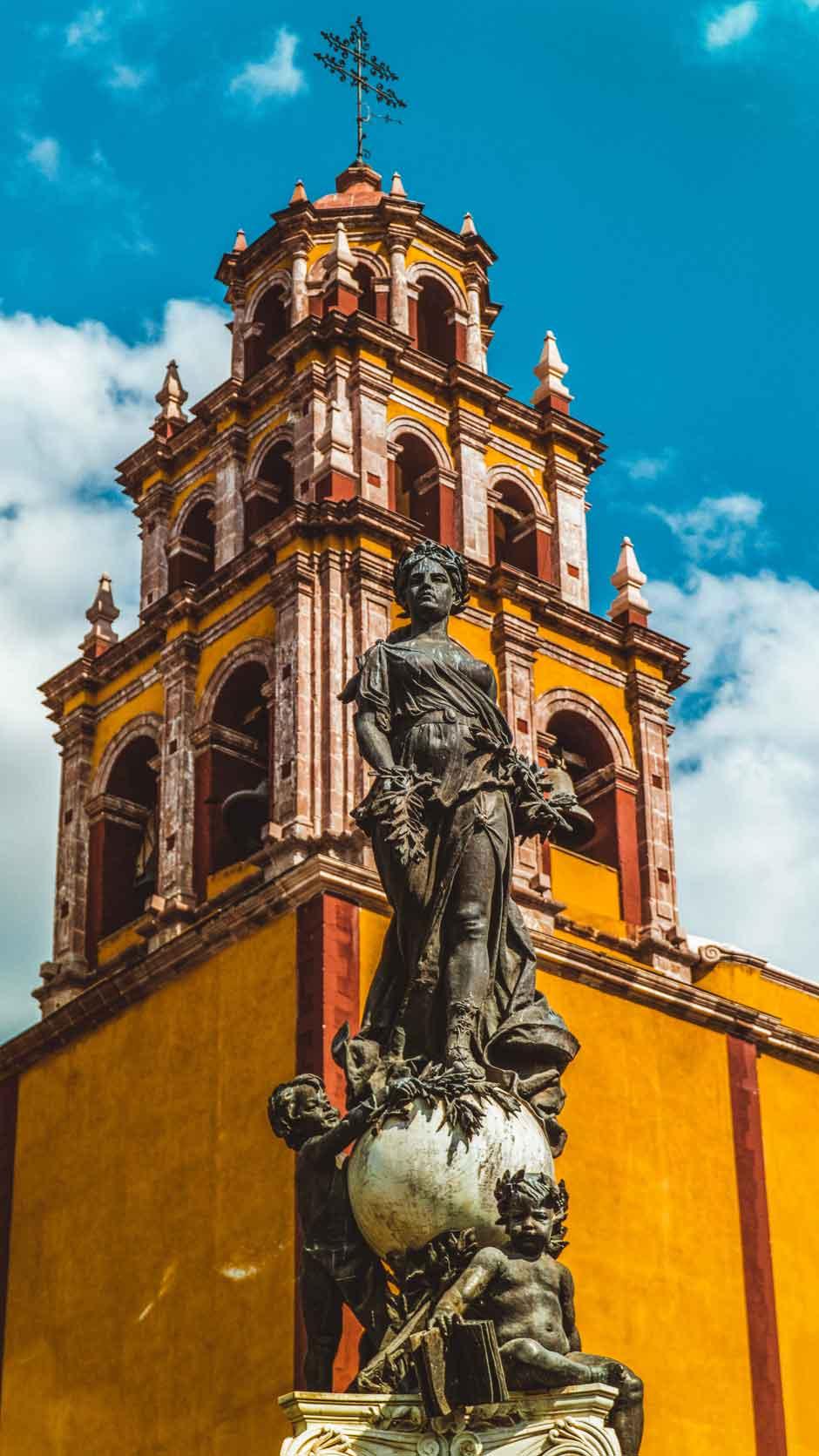Tu Gran Viaje a Guanajuato   Viajar a Guanajuato