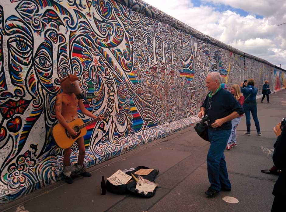 East Side Gallery, Berlin © Tu Gran Viaje | Postal viajera desde el barrio de Kreuzberg Berlín