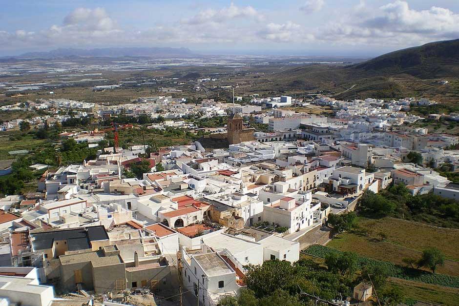 no hay mejor lugar para r para poner fin, por ahora, a este fantástico gran viaje por Almería.
