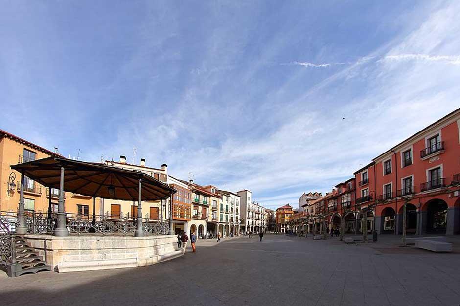 Aranda de Duero como Ciudad Europea del Vino 2020
