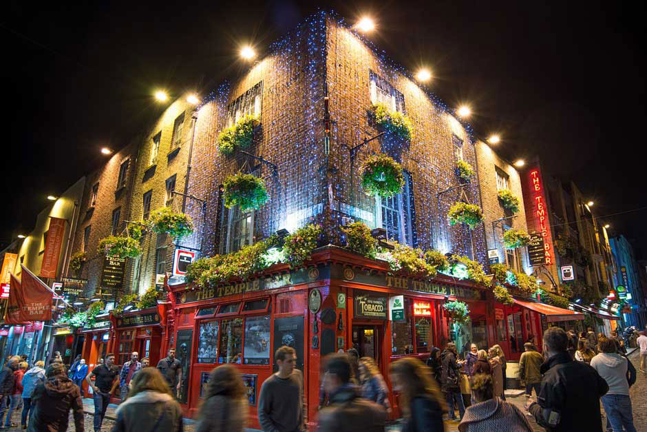 Viajar a Dublín, el mejor plan para comenzar el Año Nuevo