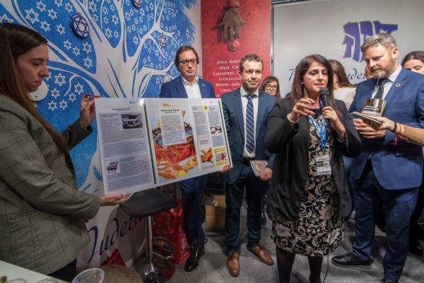 La Red de Juderías de España presenta sus guías turísticas en FITUR | TGV Lab Tu Gran Viaje