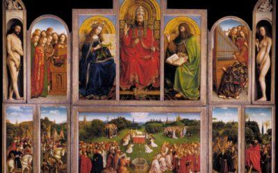 """""""El Cordero Místico"""", estrella de la exposición «Van Eyck. Una revolución óptica»"""