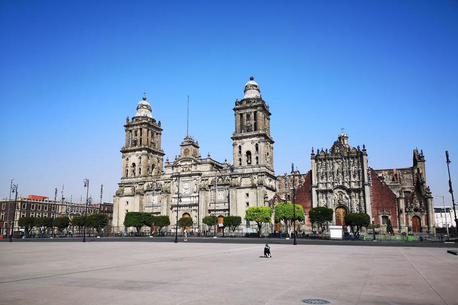 Zócalo ciudad de mexico df | Tu Gran Viaje