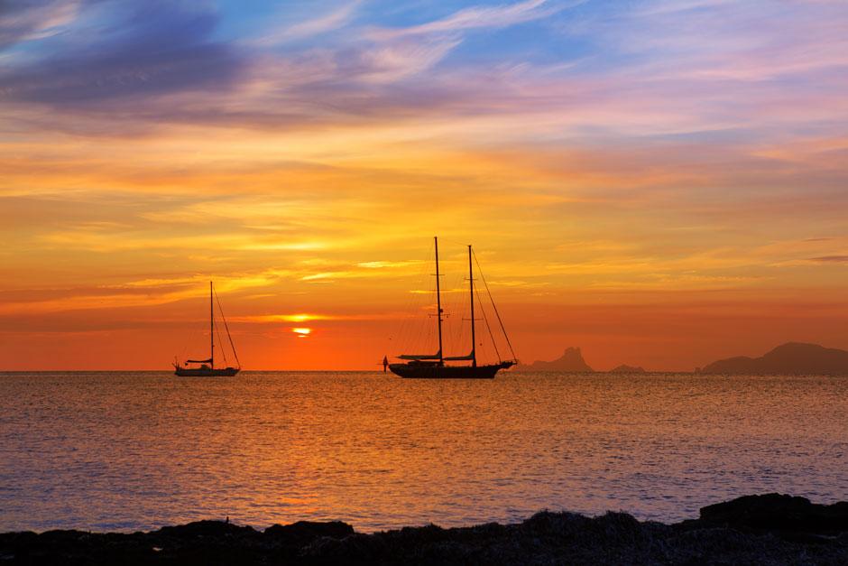 Es Vedra, Ibiza. Foto © Holbox / Shutterstock   Viajar a Ibiza temporada baja invierno Tu Gran Viaje