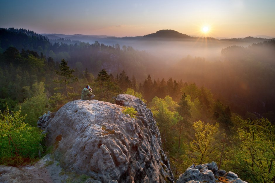 La Suiza de Bohemia. Foto © Vaclav Sojka | #QuédateEnCasa: películas y series para viajar a la República Checa | Tu Gran Viaje