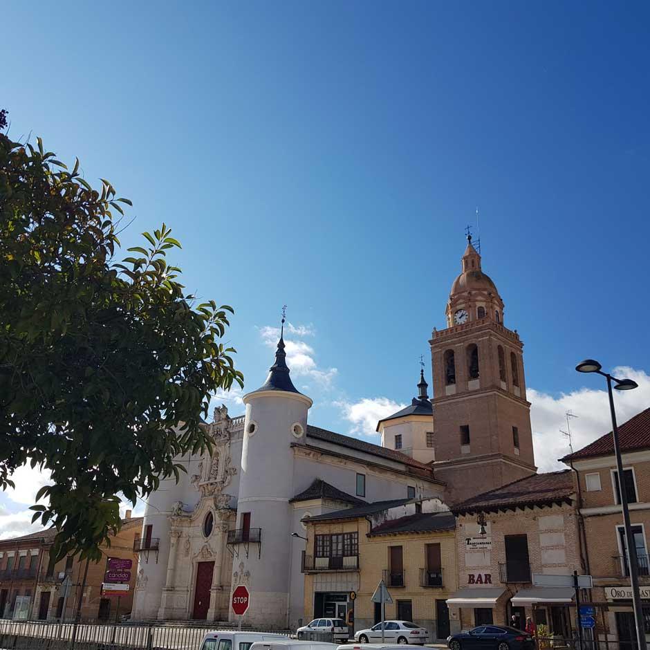 Castillo de la Mota, Medina del Campo. Foto © Tu Gran Viaje | Viajar a la Ruta del Vino de Rueda