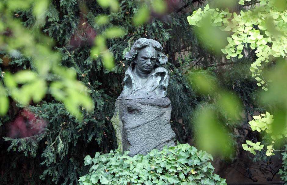 Jardín de la Casa de Beethoven en Bonn. Foto © Sonja Werner | Discover Beethoven | Tu Gran Viaje