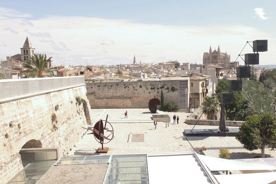 #QuédateEnCasa y haz una visita virtual al museo Es Baluard y a la Fundación Miró Mallorca | Tu Gran Viaje