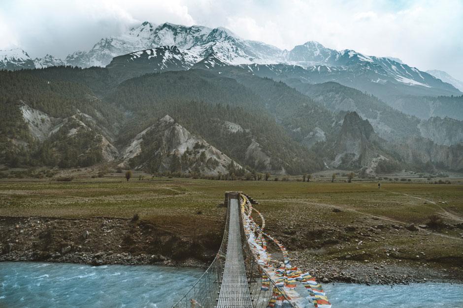 El Himalaya, visible desde más de 200 kilómetros | Tu Gran Viaje