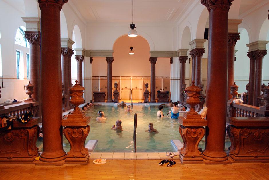 Budapest baños termales aguas balnearios | Tu Gran Viaje