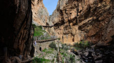 Viaja desde casa con esta visita virtual al Caminito del Rey | Tu Gran Viaje
