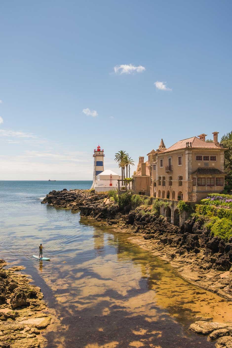Las Mejores Playas De Lisboa Ericeira Cascais Sesimbra Tu Gran Viaje