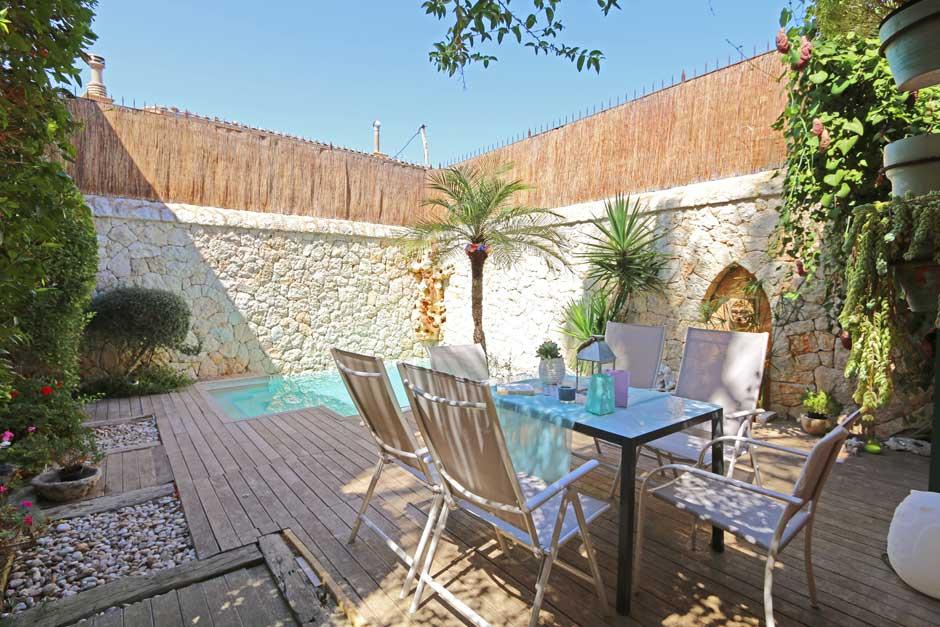 Alquiler de casa con piscina en Mallorca Ariany Tu Gran Viaje