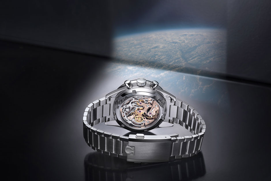 Un reloj para conquistar la Luna, el Omega Speedmaster Moonwatch 321 Stainless Steel | Tu Gran Viaje