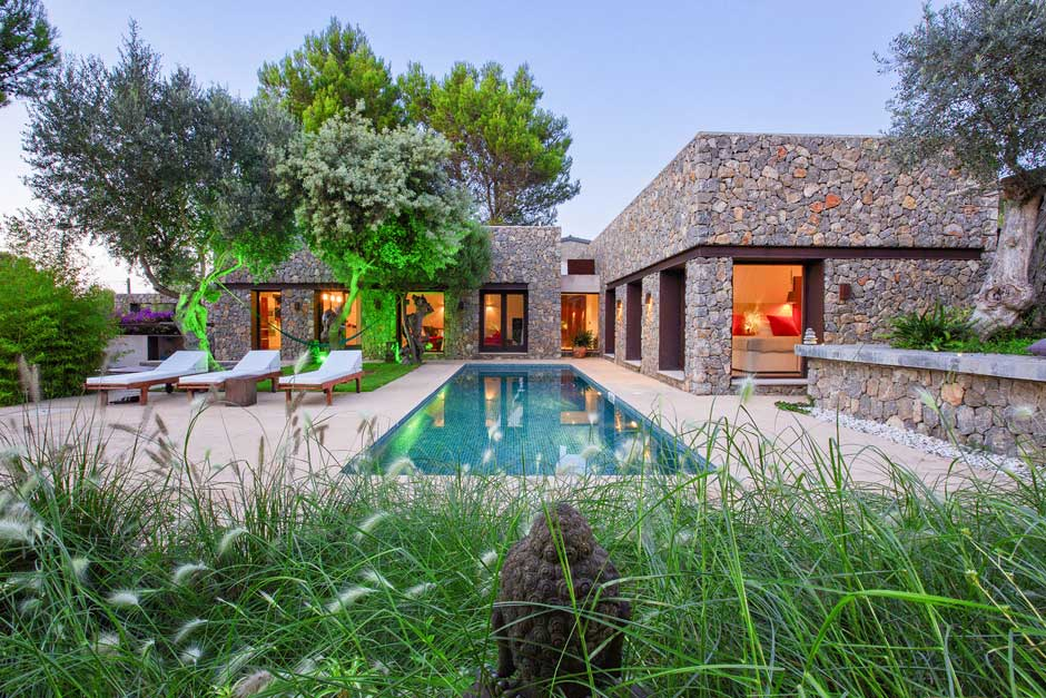 Alquiler de casa con piscina en Mallorca Valldemosa | Tu Gran Viaje